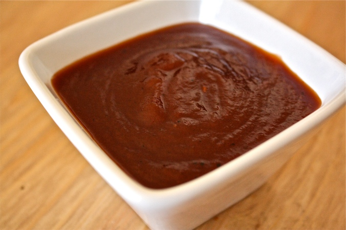 Sweet n spicy BBQ sauce